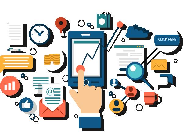 Consultoria web é fundamental para as empresas se organizarem.