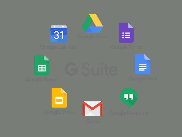 G Suite - Trabalhe melhor com tudo em um só pacote