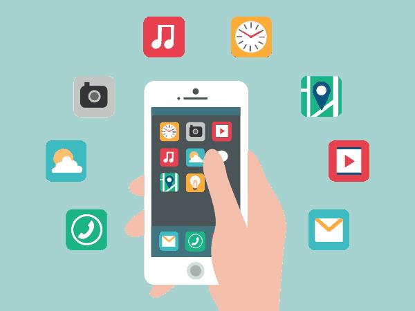 Empresa especializada no desenvolvimento de aplicativos ou aplicativos para celular