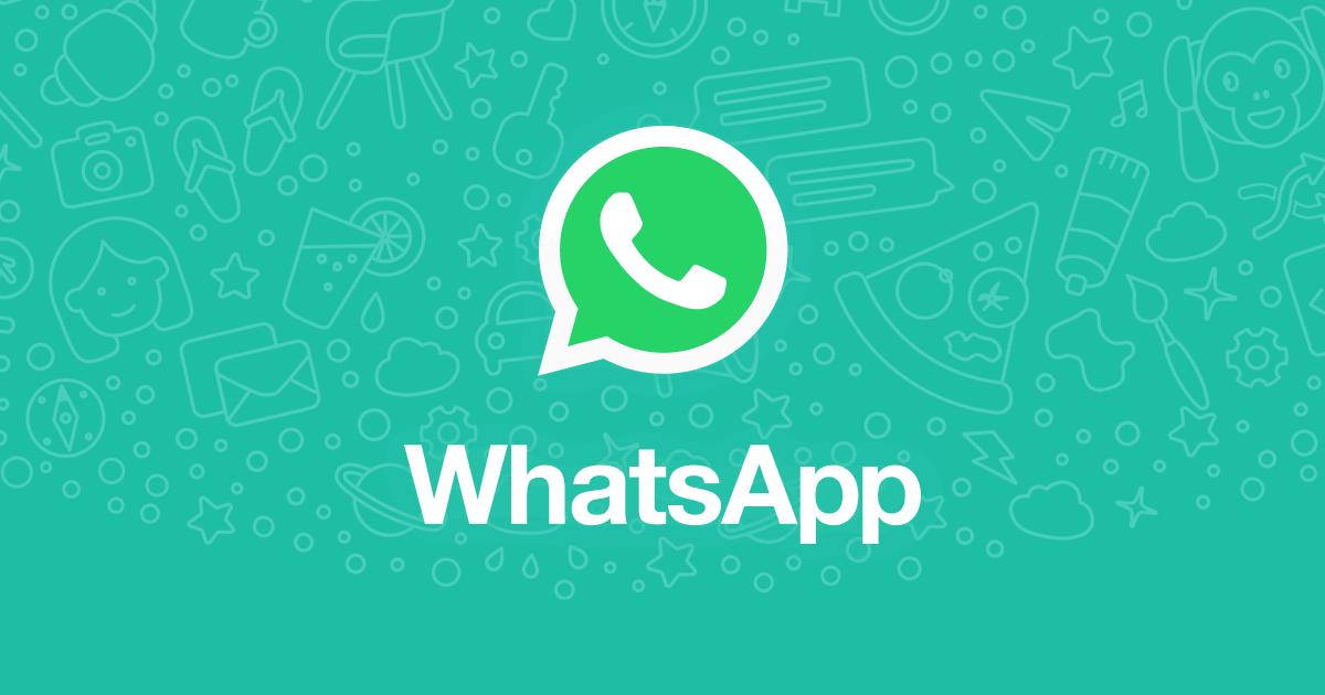 WhatsApp com mais uma atualização.