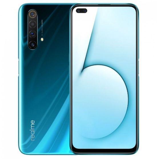 Realme X50 5G esgota no primeiro dia de vendas.