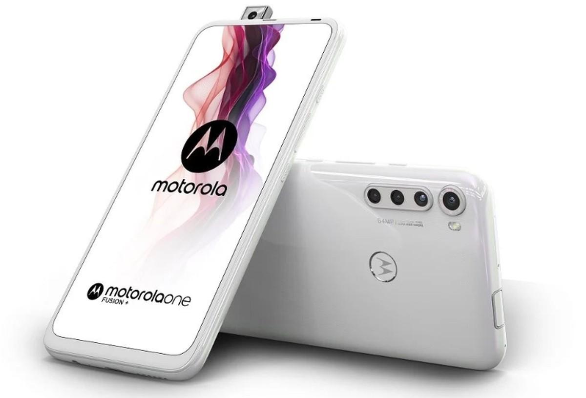 Chegaram os novos smartphones da Motorola: One Fusion e One Fusion+